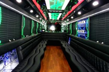 22 passenger party bus 1 Las Vegas