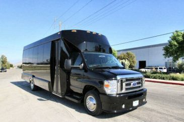 22 passenger party bus Las Vegas