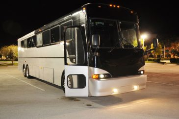 40 passenger party bus Las Vegas