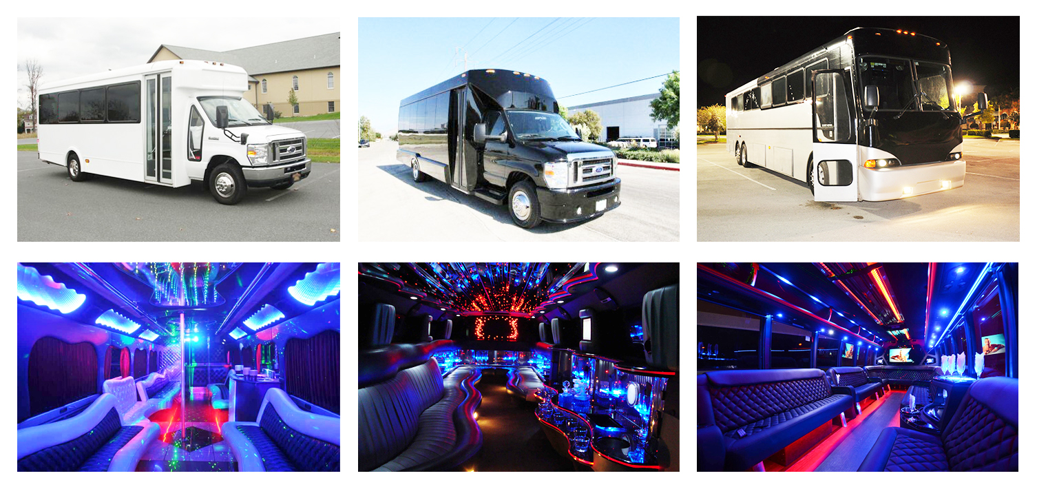 Party Buses rentals Las Vegas