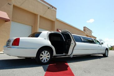 lincoln stretch limo Las Vegas