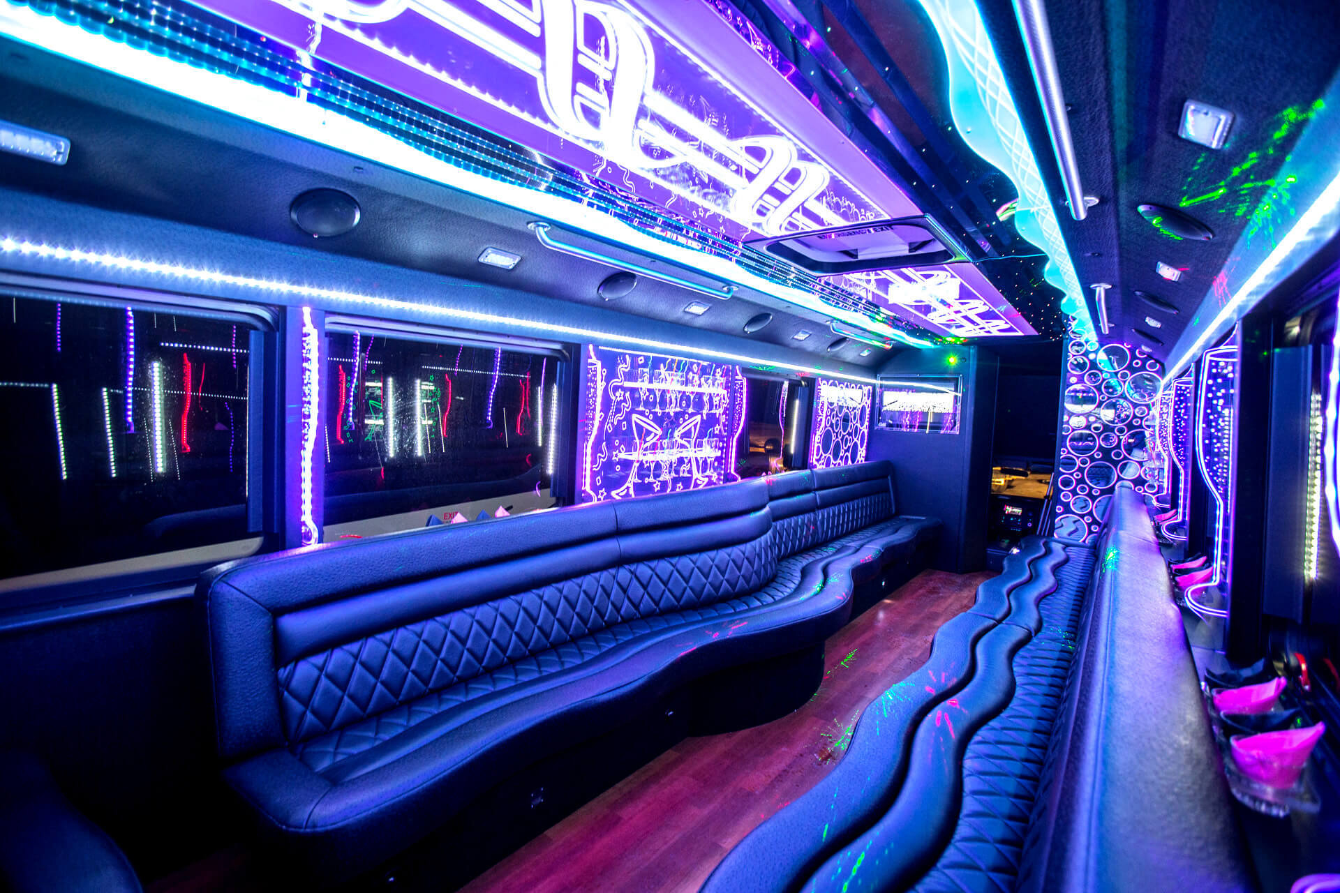 las vegas nevada party bus prices